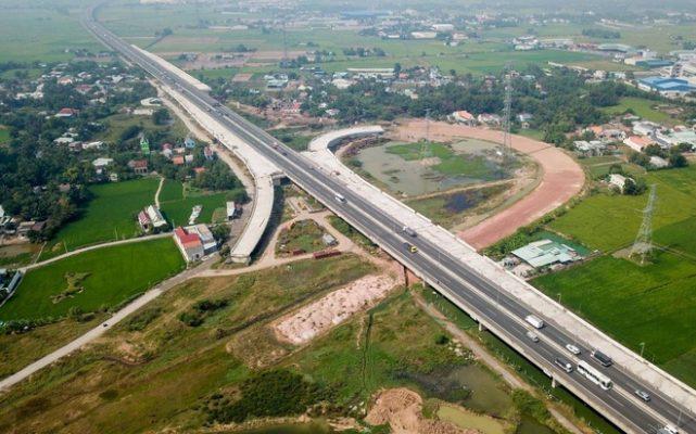 cao tốc Bến Lức Long Thành