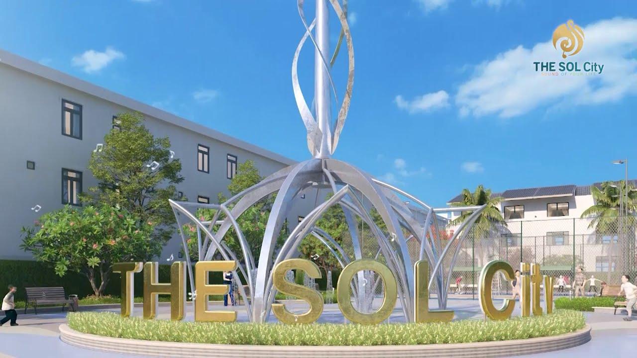 top công ty phân phối bất động sản uy tín the sol city