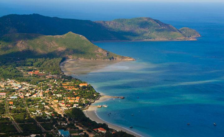 Côn Đảo địa điểm du lịch tại Bà Rịa Vũng Tàu