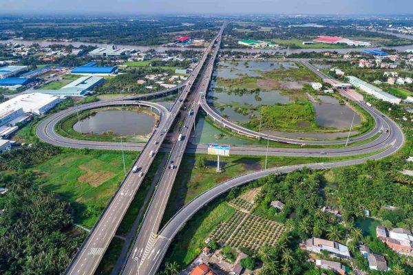 Bất động sản Long An đón sống đầu tư mới về hạ tầng