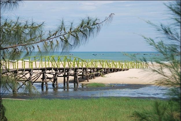 Vẻ đẹp hoang sơ tại Hồ Tràm