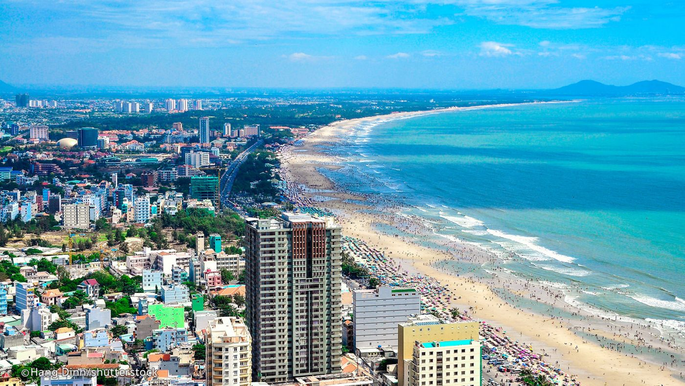 Bãi biển Bà Rịa Vũng Tàu