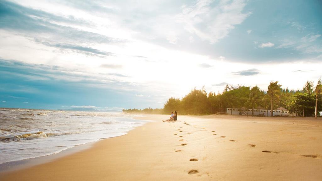 Biển Lộc An Vũng Tàu - điểm du lịch mới mẻ hoang sơ