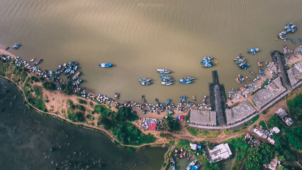 Cảng cá Lộc An Bà Rịa Vũng Tàu